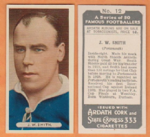 Portsmouth Jack Smith England
